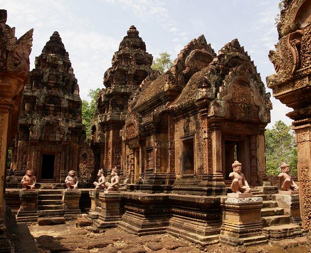 Angkor - Eva Schuste