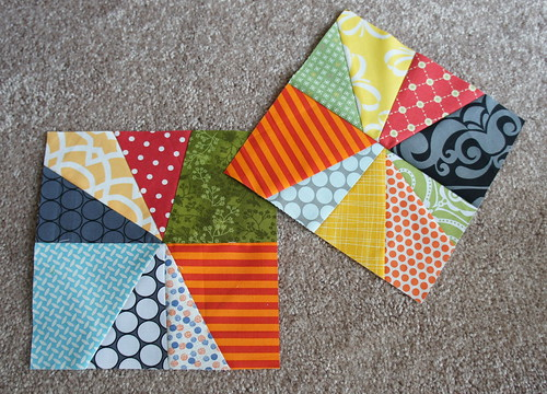 Starburst Blocks for Jo