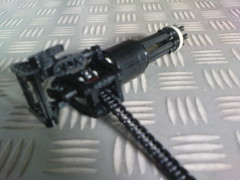 LEGO Technic Minigun (Jeroen_K) Tags: brick gun lego technic built minigun