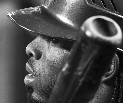 Jose Reyes B&W by Michael G. Baron