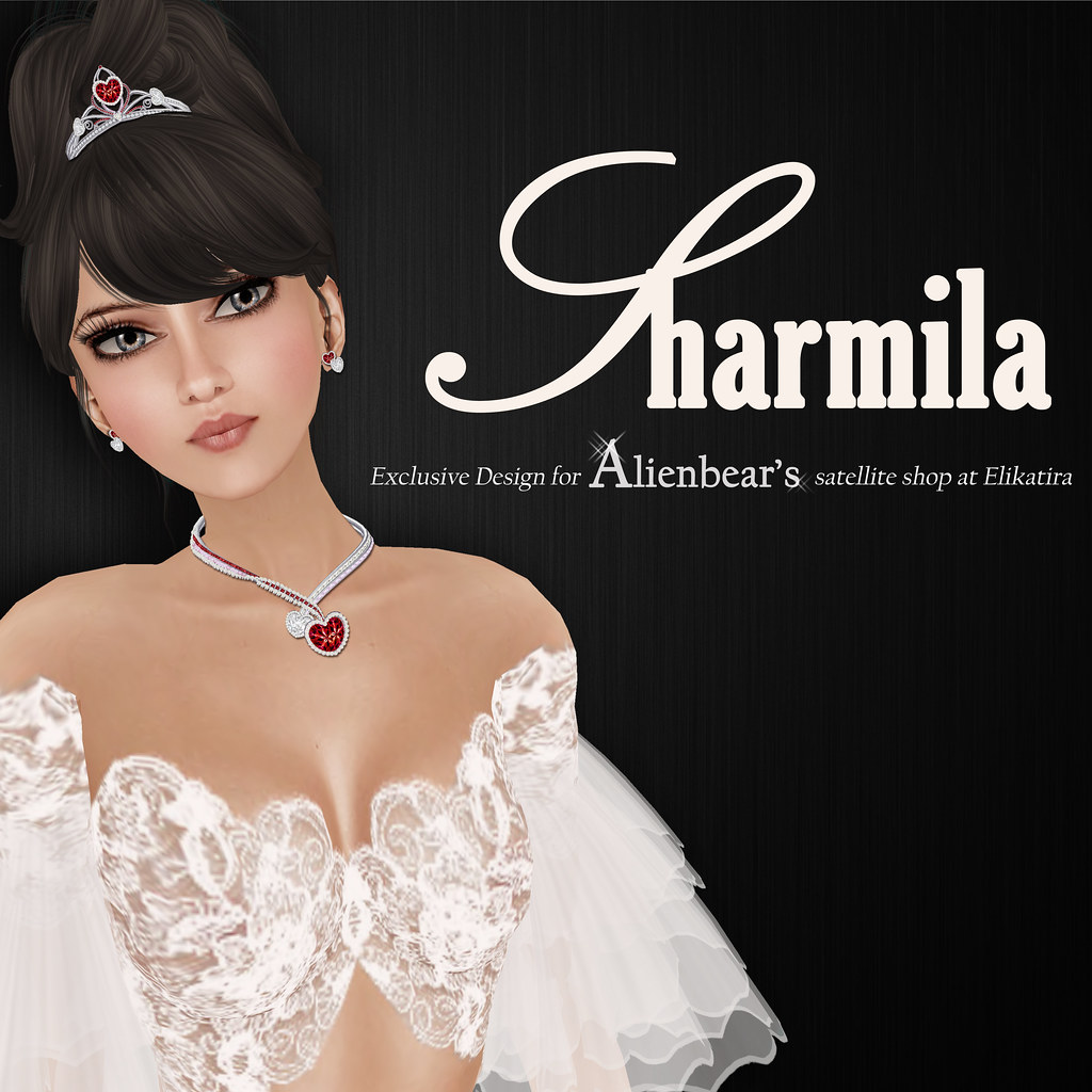 Sharmila poster II for Elikatira