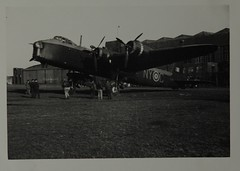 Short , S.29, Stirling (San Diego Air & Space Museum Archives) Tags: aircraft short bomber shortstirling