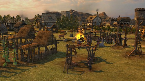 Stronghold 3 Village