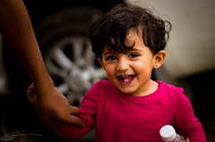 Ritaj  (Saleh Mohammed) Tags: girl laughing children mohammed laughter saleh