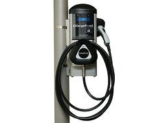 Зарядная станция Charge Point с интеллектуальным программным обеспечением