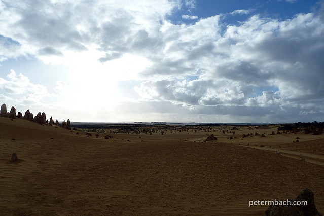 The Pinnacles at Nambung National Park