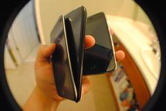 (busterp0sey.tumblr.com) Tags: nikon ipod fisheye iphone
