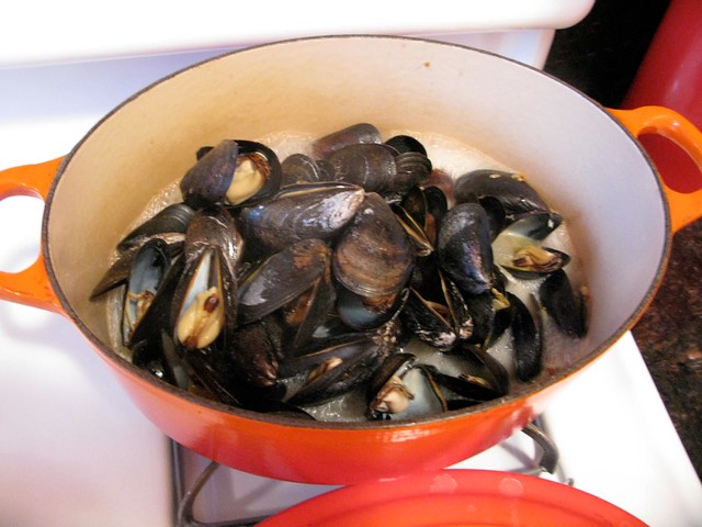 musselsinpan