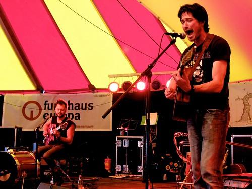 09 Breminale Festival onstage