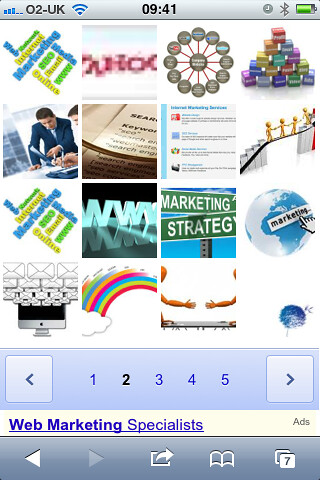 Web Marketing Specialists, Web Marketing Strategies, Sales & Marketing Services, Sales & Marketing Training & Consultancy