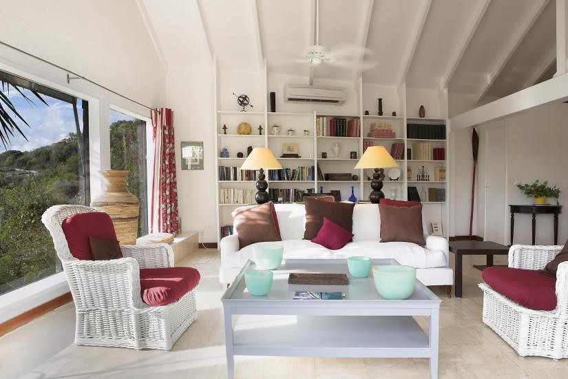 St Barts Villa Rental by Owner - Master Suite