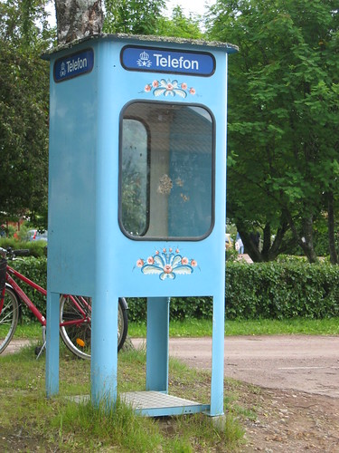Kurbits Phone Booth