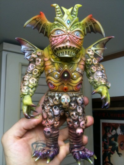 SKINNER Ultrus Bog SDCC Version