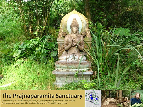 October - Prajnaparamita Sanctuary in Devon by Triratna Photos