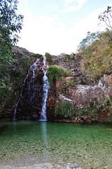 Cachoeira da Lagoa Azul