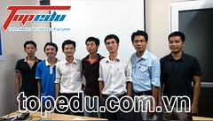 Hình ảnh khai giảng lớp thiết kế hệ thống M&E- K1