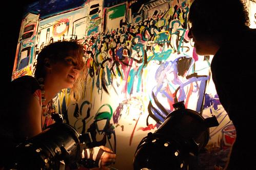Live Painting - Evolve Festival 2011