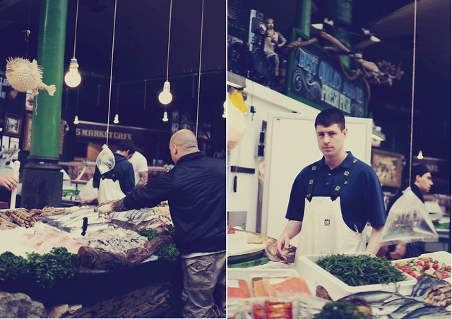 boroug market · london