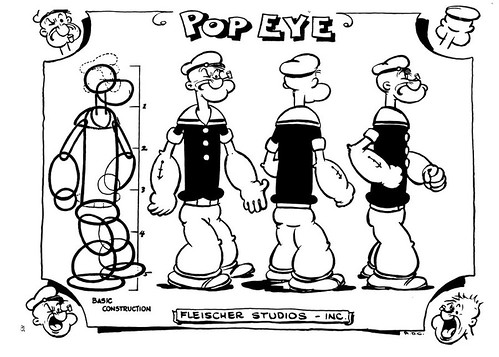 popeye-turn around