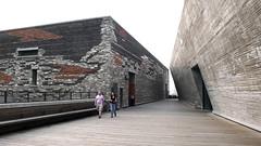 Ningbo Historical Museum (13) (evan.chakroff) Tags: china evan brick history museum architecture facade historic historical ningbo 2009 evanchakroff wangshu chakroff amateurarchitecturestudio ningbohistoricalmuseum evandagan