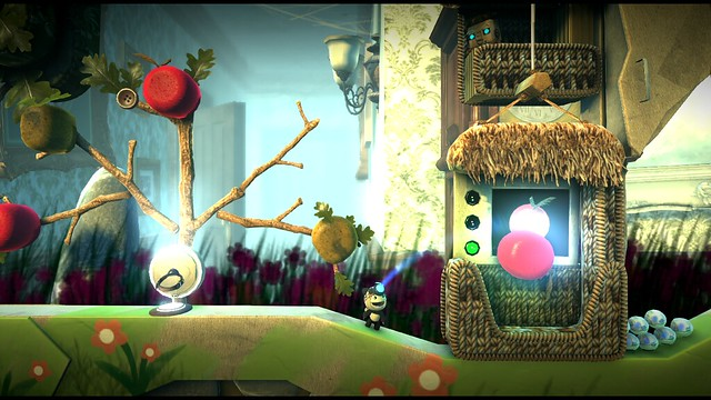 LittleBigPlanet 2 pacote PlayStation Move