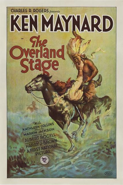 OverlandStageThe1927