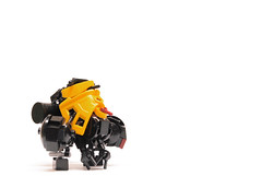MECHA: bug-hybrid (The Slushey One) Tags: 3 brick bug one arms lego halo reach bionicle 2011 slushey