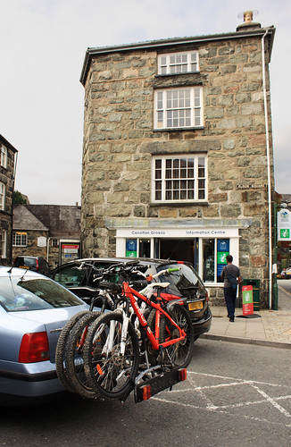 Tourist Information Centre by Helen in Wales