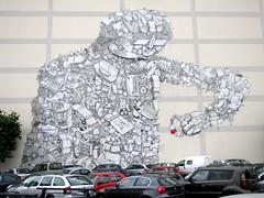 street art & grafitti Rennes - Blu (_Kriebel_) Tags: street urban france art graffiti bretagne breizh urbain kriebel uploadedviaflickrqcom