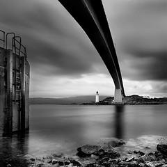 Skye Bridge III (Nina Papiorek) Tags: travel bridge skye art nature architecture landscape scotland highlands europe fine isle