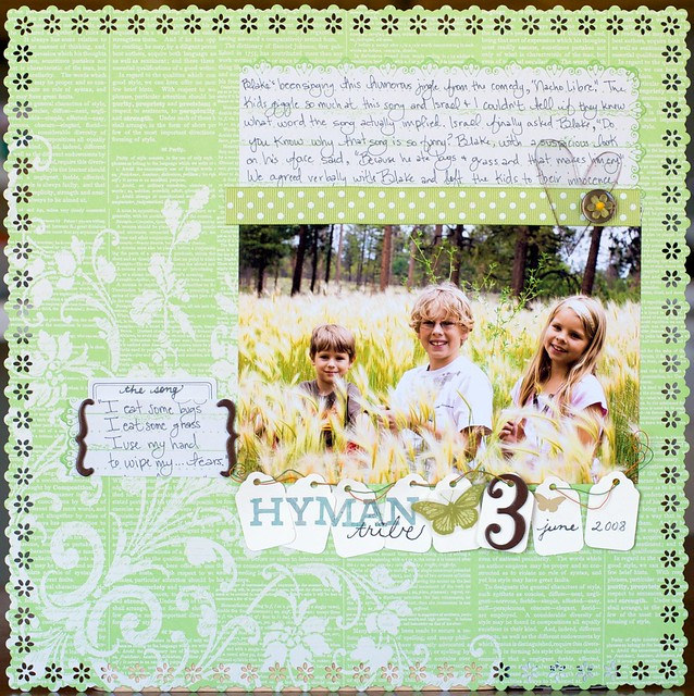 Hyman Tribe 4769