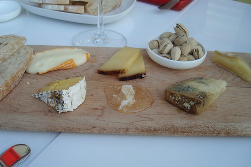 Cheese Plate at Ray's and Stark