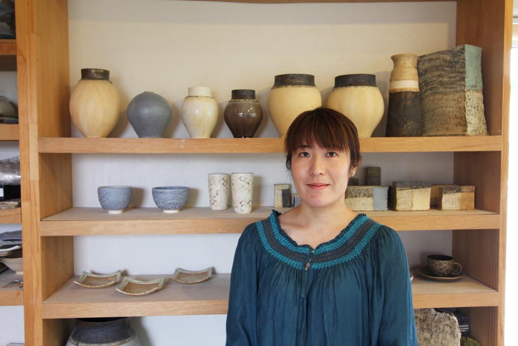 Pottery Artist Junko Yamamoto data collection (12)