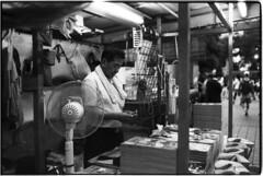Outside Shibuya Station (flevia) Tags: bw film analog tokyo blackwhite shibuya bn ilfordhp5 nophotoshop ilford biancoenero nikonfa analogic pellicola analogico nikkor35mmf2 scannednegatives epsonv700 autaut bnpersone epsonperfectionv700photo flevia imanalog ahotsummerintokyo thanksarato