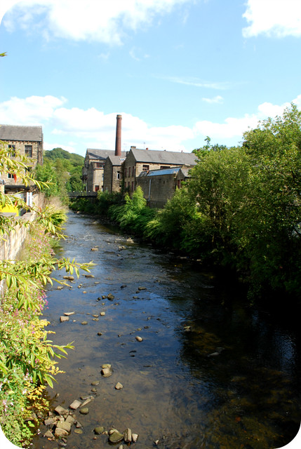 Old Mill at Hebden Bridge
