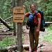 Heading into the Commanche Peak Wilderness