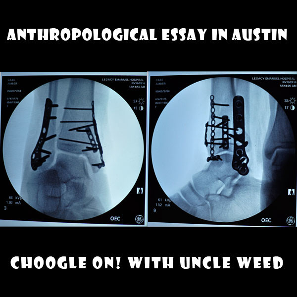 Anthropological Essay in Austin