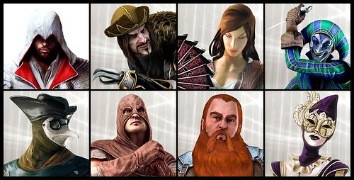 PSN ACB Avatars