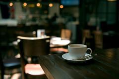 Coffee Break (terencehonin) Tags: leica coffee 35mm bokeh voigtlander voigtlaender cinematic nokton voigtländer f12 m9 m9p