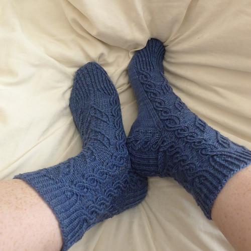 Frakking socks