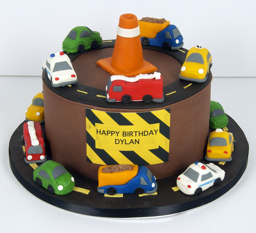 Peachy Bc4048 Construction Birthday Cake Toronto A Photo On Flickriver Funny Birthday Cards Online Fluifree Goldxyz