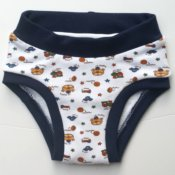 Large Underwear Style Trainer **Free Shipping**