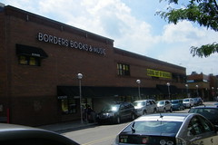 Borders Books Store Closing Sale Store 1 For Borders Closing