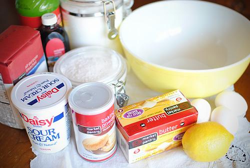 Cupcake Makings