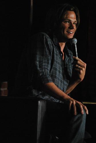 NerdHQ 2011, Jared Padalecki
