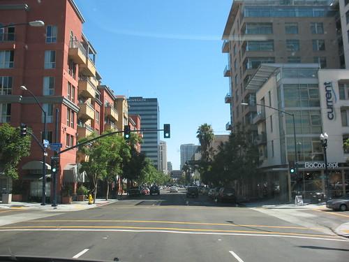 Downtown SanDiego