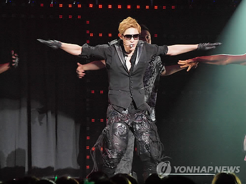 m Hyun Joong Japan Showcase Photos [110729]