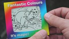 MAGIC (Renato Morselli) Tags: paper fun video magic illusion popup vhs elefante gioco magia basf videocassette