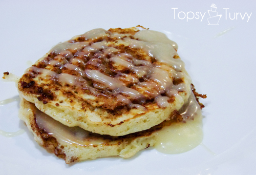 cinnamon-roll-pancake-recipe-finished