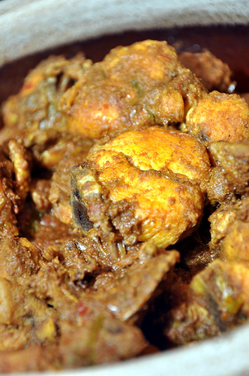 rendang chicken